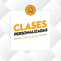 Clases personalizadas en casa